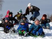 Landkreis Augsburg: Bahn frei für den Spaß im Schnee