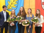 Aystetten: Aystetten blickt hoffnungsvoll in die Zukunft