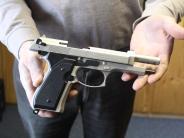Gersthofen: Nachbarn mit Waffe bedroht: Großeinsatz der Polizei
