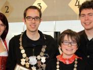 Schützen: Alexander Mayr und Niclas Schmidt sind neue Könige