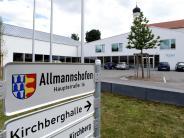 Allmannshofen: Die Kirchberghalle kommt gut an