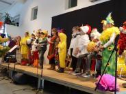 Biberbach: Melodien erklingen in lustiger Verkleidung