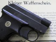Landkreis Augsburg: Die Behörden entwaffnen einen Reichsbürger