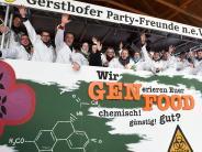 Gersthofen: Neuer Faschingswagen für diePartyfreunde