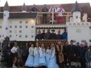 """Fasching: Biberbacher Faschingsfreunde mit """"Lissi und der wilde Kaiser"""""""