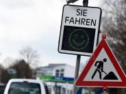 Landkreis Augsburg: Für ein Lachen gehen Fahrer vom Gas