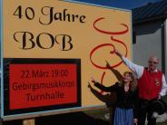 Kultur: Zum 40. kommt das BOB groß raus