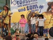 Auftritt: Singen und lachen mit Stars der Kinder