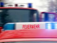 Meitingen: Verbranntes Essenlöst großen Einsatz aus