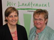 Biburg/Biberbach: Generationenwechsel bei den Landfrauen