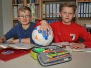 Gersthofen: Pauken für die Profi-Karriere beim FC Augsburg