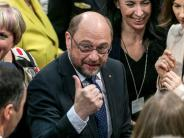 Landkreis: Schulz-Effekt sorgt für Elan bei den Genossen