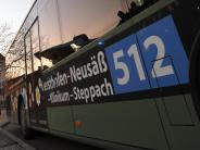 Landkreis Augsburg: Zahlen Gersthofer bald doppelt soviel für die Busfahrt?