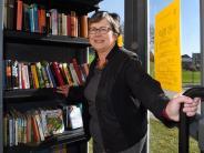 Adelsried: Bücher aus der Telefonzelle