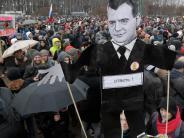 Kommentar: Die Angst vor Putin schwindet in Russland