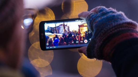 Facebook-Messenger erlaubt Standortübertragung in Echtzeit
