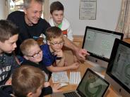 Altenmünster-Hegnenbach: Kinder programmieren wie die Profis