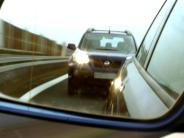 Westendorf/Augsburg: B2: Drängler ist seinen Führerschein los