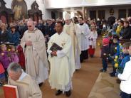 Visitation: Bischöflicher Besuch in Welden