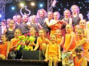 : Tanznachwuchs erobert die Herzen des Publikums