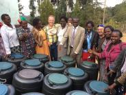 Gersthofen: Wassertanks für Schüler und Marktfrauen