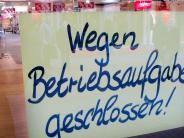 Landkreis Augsburg: Weniger Firmen und Verbraucher schlittern in die Pleite