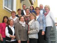 Rückblick: Zehn Frauen helfen mit