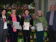Ausblick: Gartenfreunde bereiten Jubiläum vor