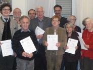 Versammlung: Sportverein Adelsried ehrt 45 Mitglieder