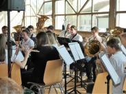 Auftritt: Junge Musiker zeigen ihr Können