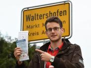 Waltershofen: Die Bürgerdürfen ihr Wappen wählen