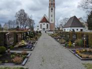 : Wie der Friedhof gestaltet wird