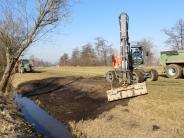 Umwelt: An den Wassergräben schonend arbeiten