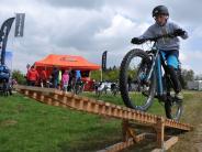 Stadtbergen-Deuringen: Mit dem E-Bike geht's bergauf