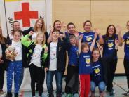 Kreiswettspiele: Junge Rot-Kreuzler testen ihr Wissen