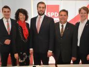 Landkreis: Florian Kubsch ist neuer Chef der SPD