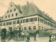 Zusmarshausen: Wie sich das Hotel Post verändert hat