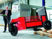 Produktneuheit: Ein pfiffiges Mobil aus Günzburg hilft der Feuerwehr
