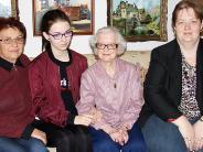 : Edith Maigut blickt auf 90 bewegte Jahre zurück