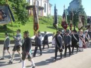 Tradition: Wallfahrt der Trachtler