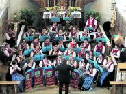 Musik: Concerto d'Amore in der Pfarrkirche