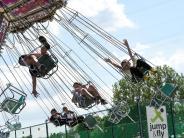 Stadtbergen: Beim Stadtfestgeht es richtig rund