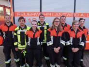 Prüfung: Verstärkung für die Feuerwehr