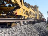 Gablingen/Meitingen: Bahnarbeiten: Heute geht's richtig los