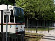 """Verkehr: """"Unsere Tram ist die Bahn"""""""
