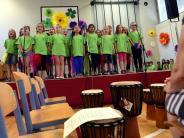 Gersthofen: Goethe wacht jetzt über seine Schule