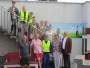 : Praktikanten aus der Slowakei