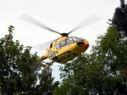 Zusmarshausen: Quadfahrer weicht aus und wird schwer verletzt