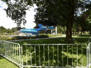 Meitingen: Gefährliche Baumbewohner im Freibad Meitingen