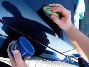 Dinkelscherben: Drei Tage altes Auto mutwillig beschädigt